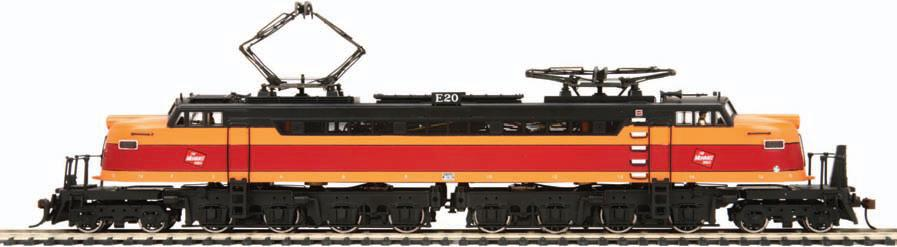 MTH HO loco Electric Little Joe